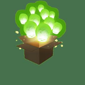 Balloon Vert x30