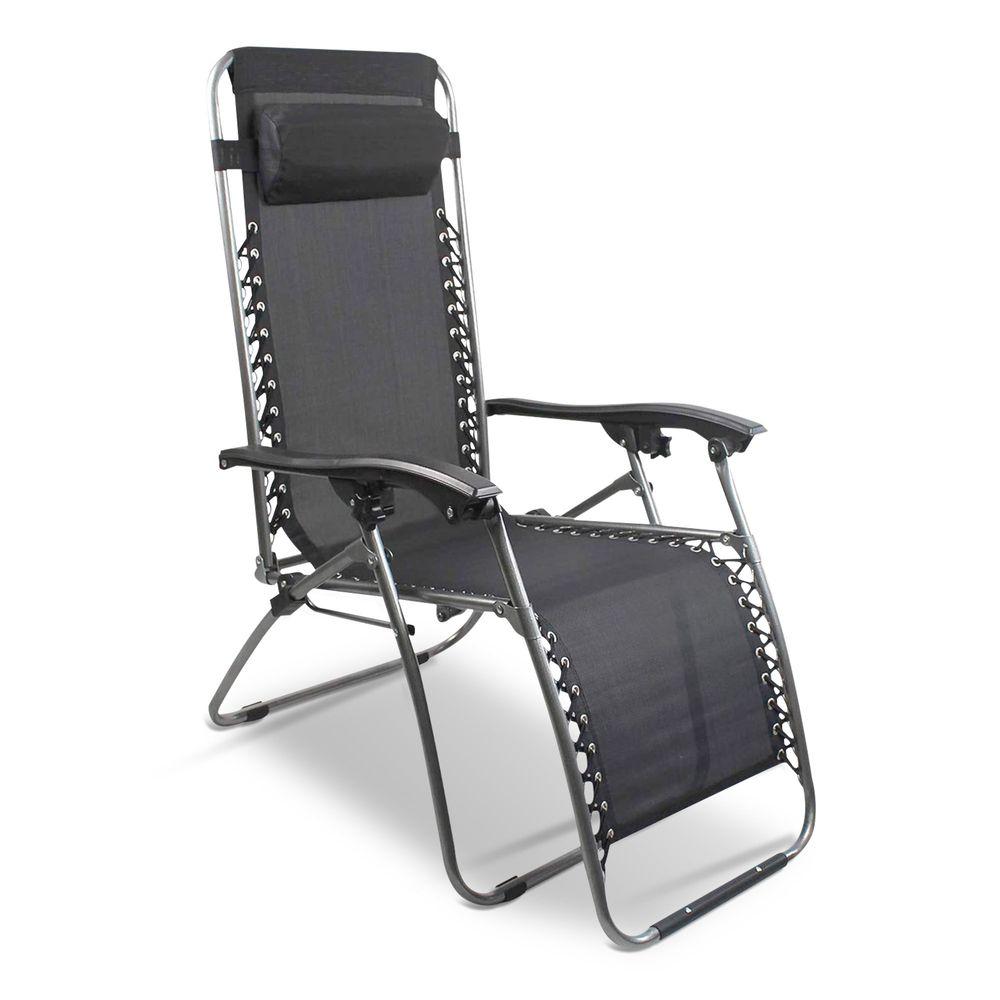 Chaise Longue Pliable Confortable