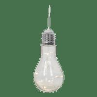 Suspension Ampoule avec Micro Led