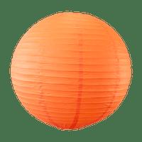 Boule Papier 50cm Corail (Nouvelle Collection)
