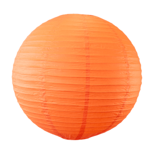 Boule Papier 50cm Corail (Nouvelle Collection)