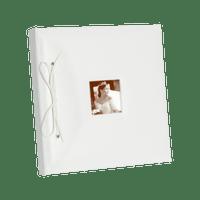 Livre D'Or Soft Blanc 24 cm