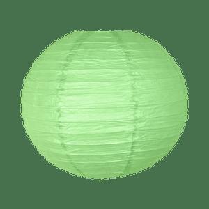 Boule Papier 40cm Vert Sauge