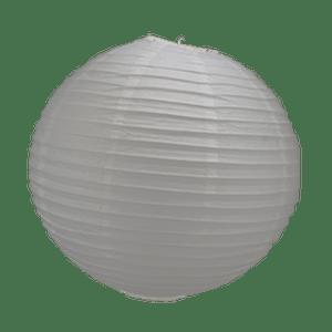 Boule Papier Gris 30 cm x3