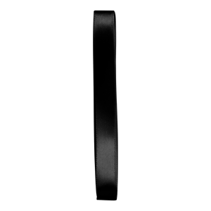 Ruban Satin Noir 15mm x 5m