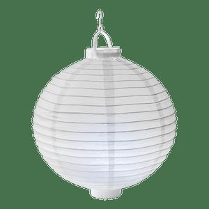 Lampion LED Blanc