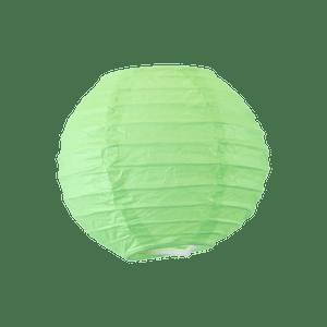 Boule Papier 10cm Jade
