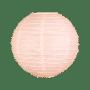 Boule papier 30cm Pêche