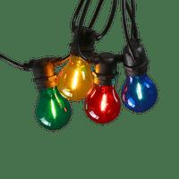 Guirlande Guinguette Deluxe 4,5M Multicolore