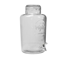 Limonadier Verre Transparent 8 L