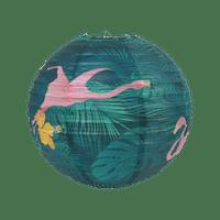 Boule papier 30cm collection tropical