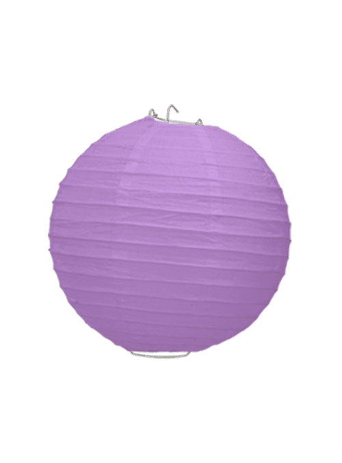 Boule Papier Parme 20 cm x10