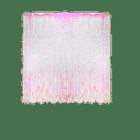 Rideau Scintillant Irisé