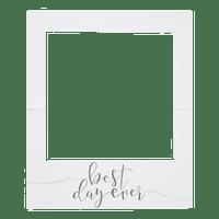 Cadre Photo Polaroid pour Photobooth