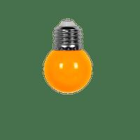 Ampoule Guirlande Guinguette Led E27 Couleur Orange