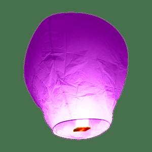 Balloon Parme
