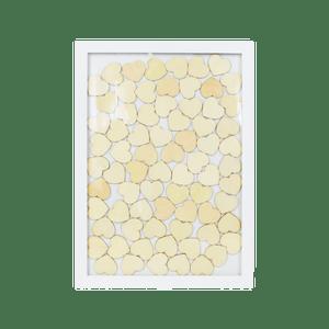 Cadre Livre d'or Coeur