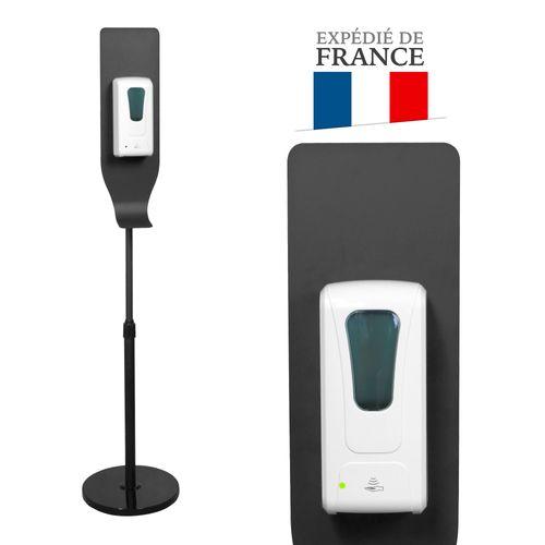 Distributeur Automatique de Gel Hydro-Alcoolique sur Pied