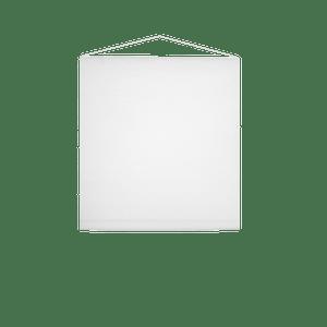 Tenture de salle Blanc 12 M
