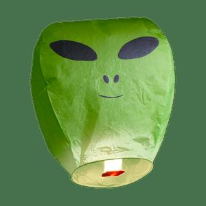 Alien Vert