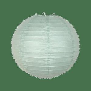 Boule papier 30cm Vert Sauge