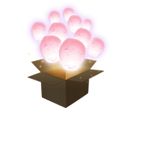 Balloon Rose Pâle x30