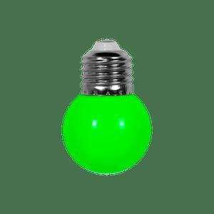 Ampoule Guirlande Guinguette Led E27 Couleur Vert