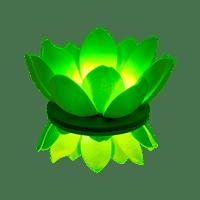 Nymphea LED Vert