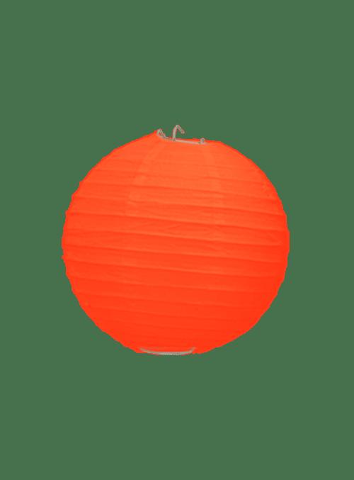 Boule Papier Corail 10 cm x10