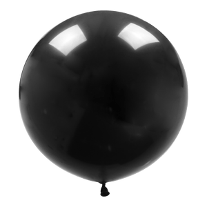 Ballon Géant Noir