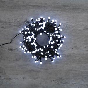 Guirlande Lumineuse 240 LEDs Gros Bulbes Blanc Froid 18 m