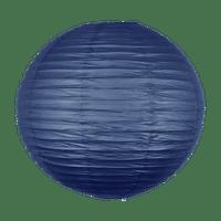 Boule Papier 50cm Bleu Navy