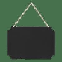 Panneau Ardoise 45 cm + 2 craies