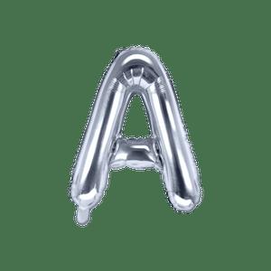 Ballon Lettre A Argent 35 cm