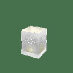Maya Mini Argent x5