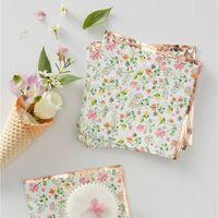 Serviette Papier Liberty Rose Pastel x16