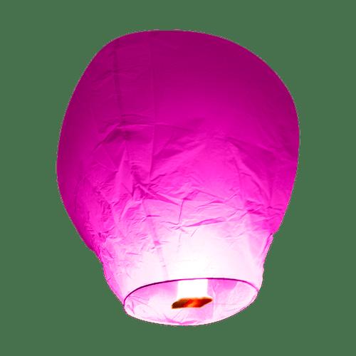 Balloon Rose Fuchsia