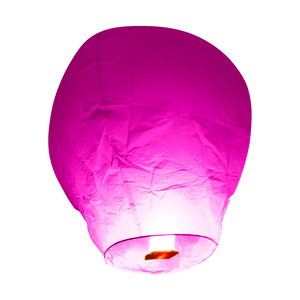 Balloon Rose Fuchsia