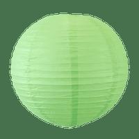 Boule Papier 50cm Jade