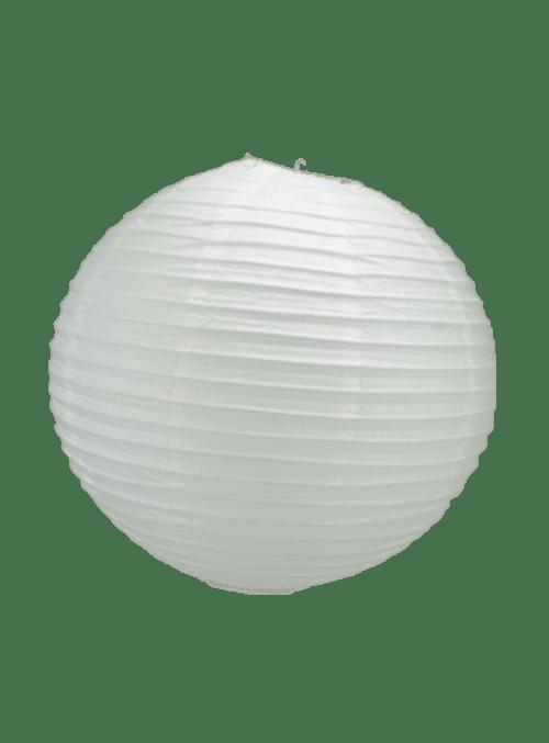 Boule Papier Blanc 30 cm x3