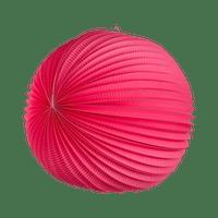Lampion rond 36 cm Fuchsia
