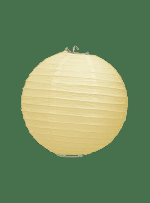 Boule Papier Ivoire 20 cm x10