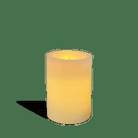 Bougie LED Ivoire 10cm