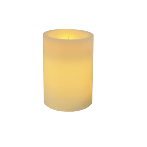 Bougie LED Ivoire 15cm
