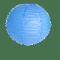 Décoration Pour Mariage & Fête Boule Papier 40Cm Bleu Roi (Lot De 3 Pièces)