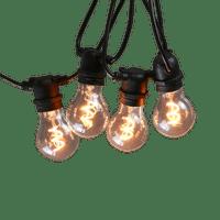 Guirlande Guinguette Deluxe 4,5M Filaments Torsadés