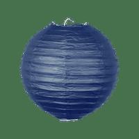 Boule Papier 20cm Bleu Navy