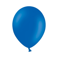 Ballon Latex Biodégradable Bleu Navy 28 cm