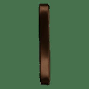 Ruban Satin Chocolat 15mm x 5m