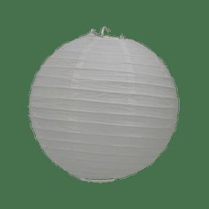 Boule Papier Gris 20 cm x3